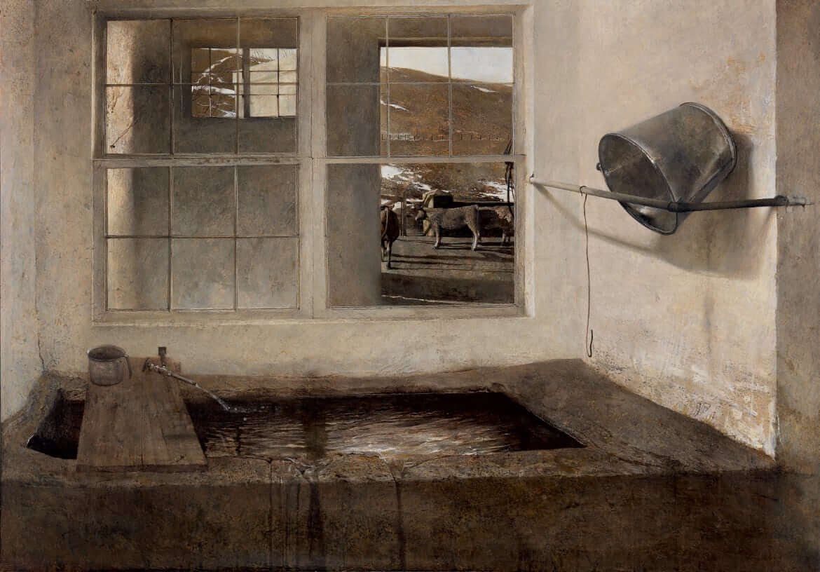 The Art of Andrew Wyeth